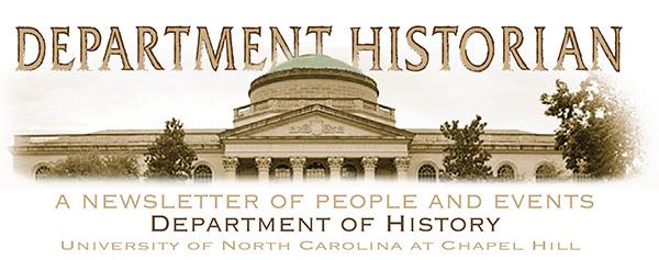 The Department Historian