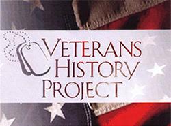 Veteran's History Project